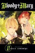 Bloody Mary Manga Volume 8