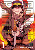 Golden Kamuy Manga Volume 1