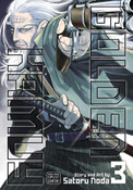 Golden Kamuy Manga Volume 3
