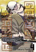 Golden Kamuy Manga Volume 4