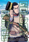 Golden Kamuy Manga Volume 5