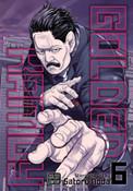 Golden Kamuy Manga Volume 6