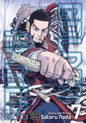 Golden Kamuy Manga Volume 7