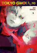 Tokyo Ghoul re Manga Volume 5