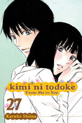 Kimi ni Todoke From Me to You Manga Volume 27