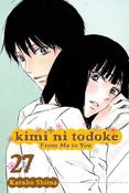 Kimi ni Todoke From Me to You Manga Volume 27