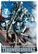 Mobile Suit Gundam Thunderbolt Manga Volume 7