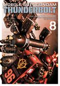 Mobile Suit Gundam Thunderbolt Manga Volume 8