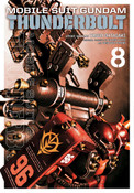 Mobile Suit Gundam Thunderbolt Manga Volume 8