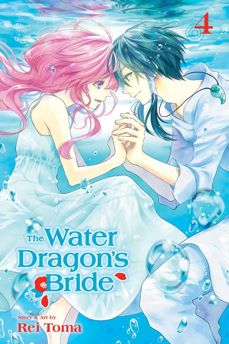 The Water Dragon's Bride Manga Volume 4