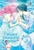 The Water Dragon's Bride Manga Volume 4
