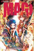 Magi Manga Volume 27