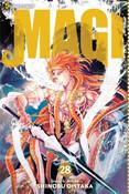 Magi Manga Volume 28