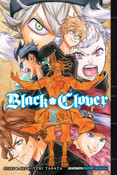 Black Clover Manga Volume 8