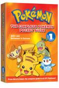 Pokemon Complete Pocket Guide 1