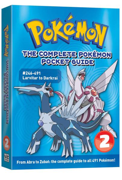 Pokemon Complete Pocket Guide 2