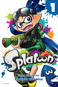 Splatoon Manga Volume 1