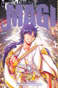 Magi Manga Volume 29