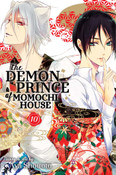 The Demon Prince of Momochi House Manga Volume 10
