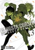 Gangsta Cursed Manga Volume 3