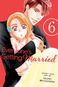 Everyone's Getting Married Manga Volume 6