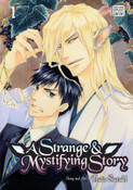 A Strange and Mystifying Story Manga Volume 1
