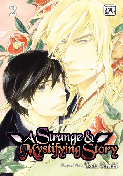 A Strange and Mystifying Story Manga Volume 2