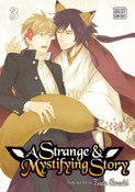 A Strange and Mystifying Story Manga Volume 3