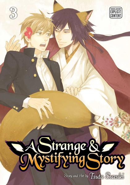 A Strange and Mystifying Story Manga Volume 3