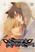 A Strange and Mystifying Story Manga Volume 4