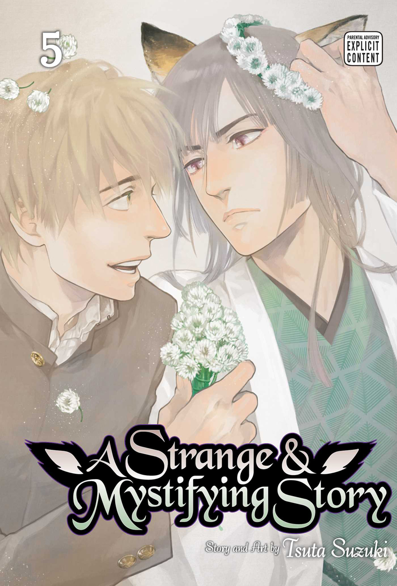 A Strange and Mystifying Story Manga Volume 5