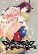 A Strange and Mystifying Story Manga Volume 7