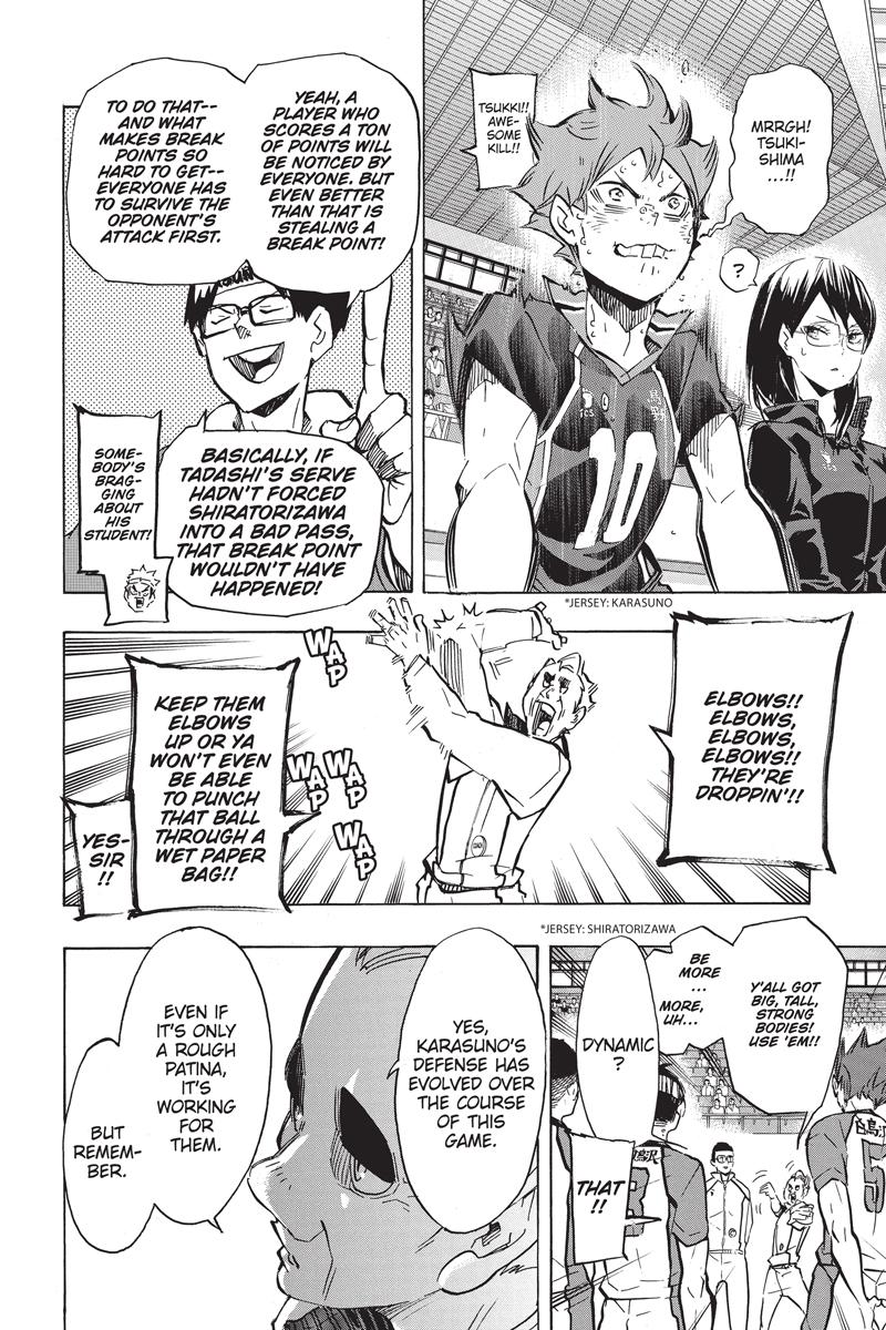 Haikyu!! Manga Volume 20