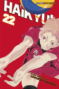 Haikyu!! Manga Volume 22
