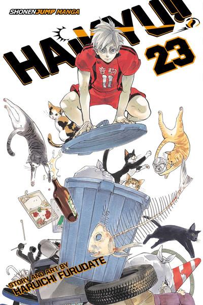 Haikyu!! Manga Volume 23