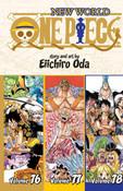 One Piece Omnibus Edition Manga Volume 26
