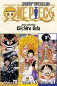 One Piece Omnibus Edition Manga Volume 27