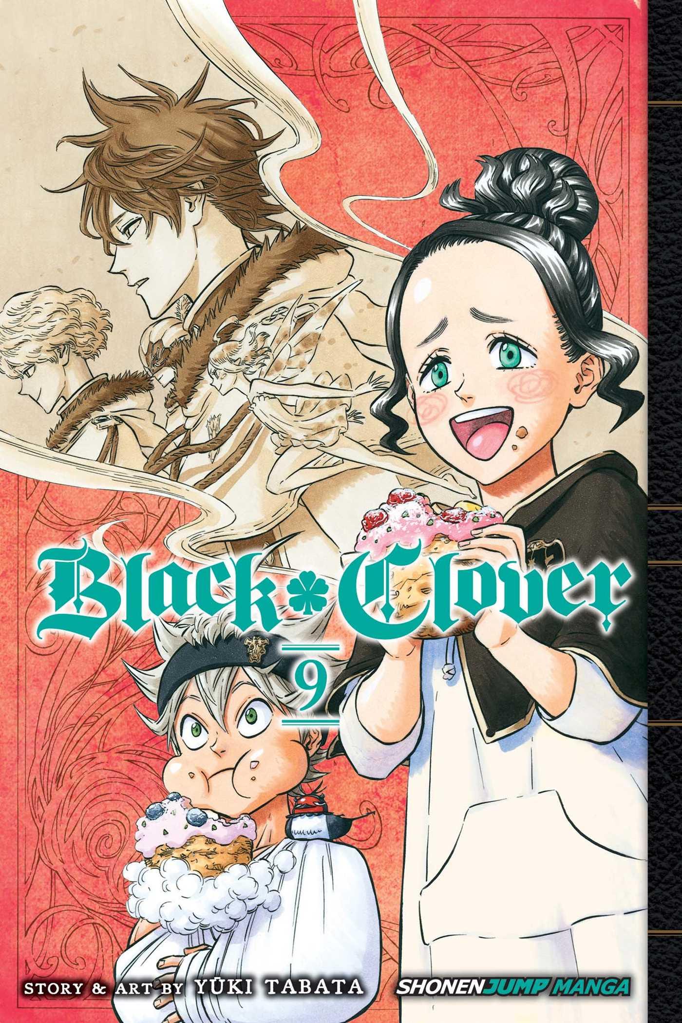 black clover manga online