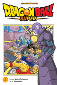 Dragon Ball Super Manga Volume 2