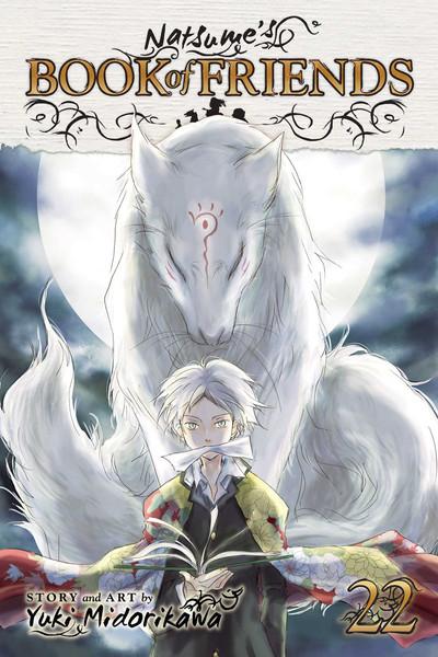 Natsume's Book of Friends Manga Volume 22
