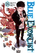 Blue Exorcist Manga Volume 18