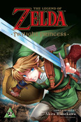 The Legend of Zelda Twilight Princess Manga Volume 2
