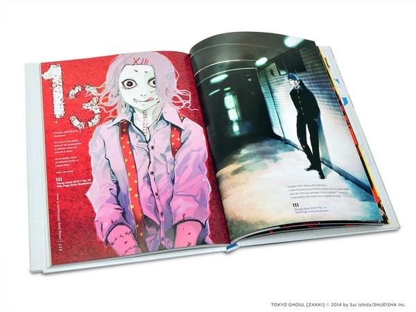 Tokyo Ghoul Illustrations Zakki (Hardcover)