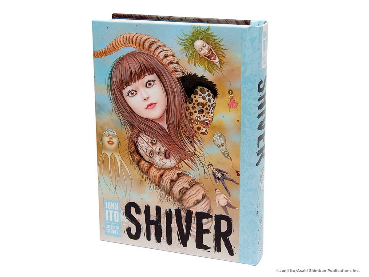Shiver Manga (Hardcover)