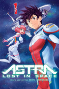 Astra Lost in Space Manga Volume 1