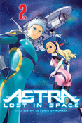 Astra Lost in Space Manga Volume 2