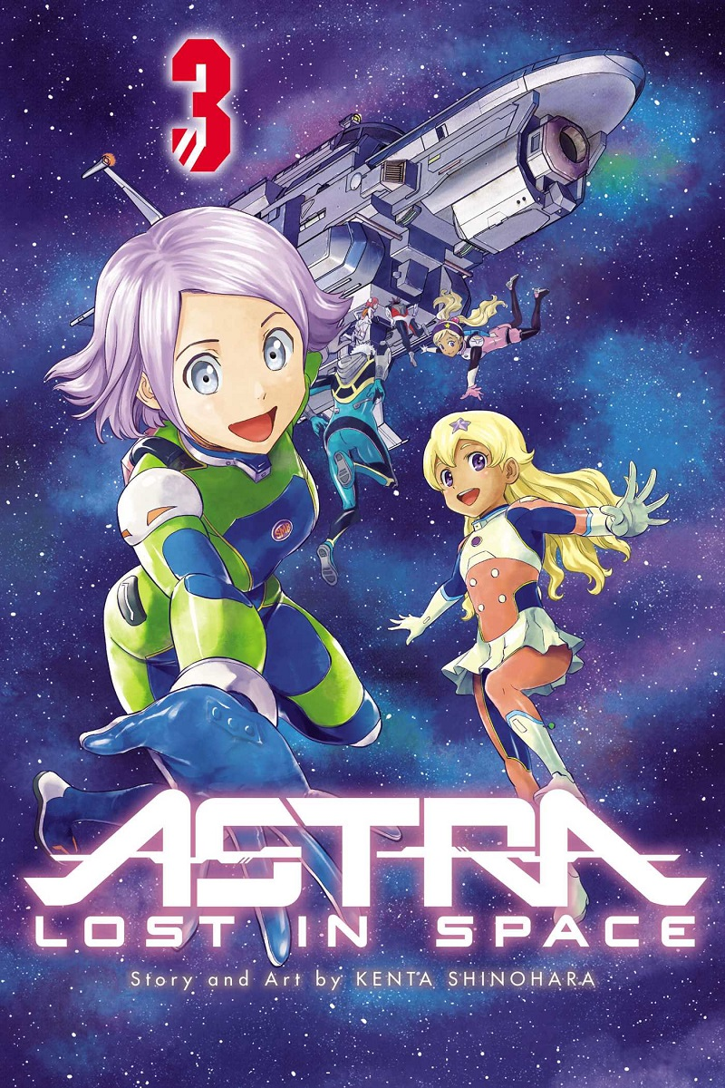 Astra Lost In Space Manga Volume 3