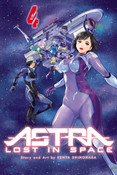 Astra Lost in Space Manga Volume 4