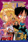 One Piece Manga Volume 84