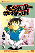 Case Closed Manga Volume 66